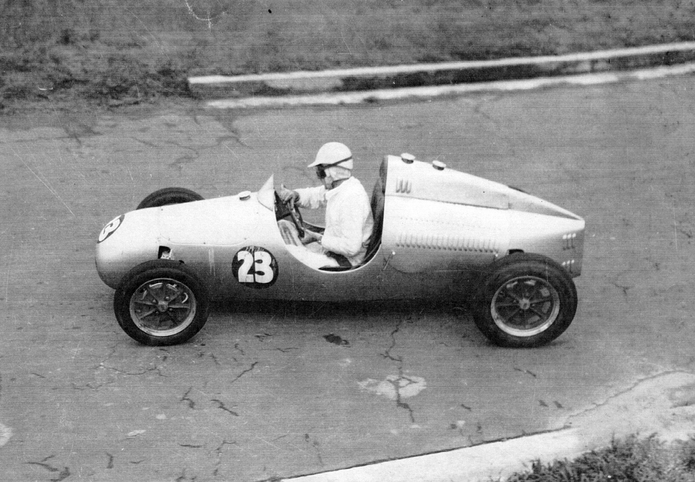 Brabham King Edward Park 1952